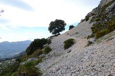 Ruta #Sierra de Bernia. #Benissa #Altea #Jalón #CostaBlanca, #Alicante Interior. #Senderismo #mountain
