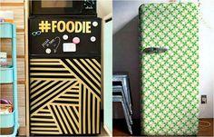 Жажда перемен: 16 замечательных идей, которые помогут преобразить старый холодильник http://chert-poberi.ru/interestnoe/zhazhda-peremen-16-zamechatelnyx-idej-kotorye-pomogut-preobrazit-staryj-xolodilnik.html