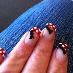 My Disney manicure