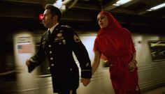 'Sam & Amira', A Love Story Between A Returning Veteran and An Immigrant About To Be Deported