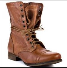 Steve Madden Troopa boot...love!!