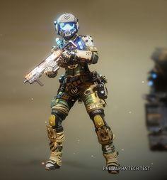 Titanfall 2 Pilot