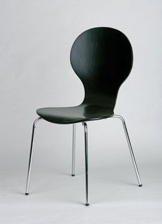 étourdissant chaise de cuisine noire