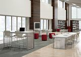 WaveWorks Tables | National Office Furniture