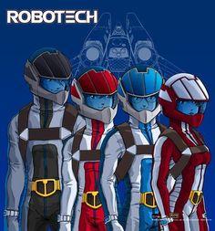 Robotech ~ The Macross Saga Macross Valkyrie, Robotech Macross, Robotech Anime, Manga Anime, 80 Tv Shows, Great Love Stories, Manga Characters, Sci Fi Art, Character Concept