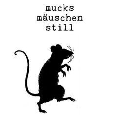 Ein Schweizer Garten: Mucksmäuschenstill