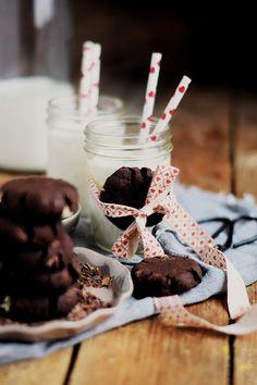 Heisse Schoki Cookies - Hot chocolate Cookies (22)