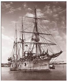 19th Century Sailing Photographs | 19th Century Sailing Ships / Olympia USS