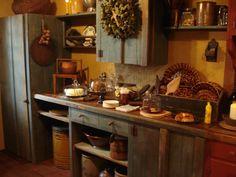 175 Best Primitive Kitchens Images Primitive Kitchen
