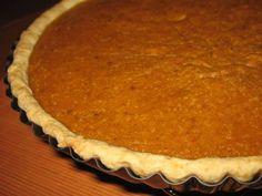 Tradicionalna američka pita od bundeve – Pumpkin pie