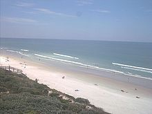 New Smyrna Beach, FL!!  Awesome place to go to the beach!
