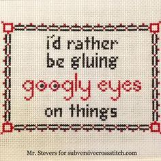 Instantly-Delivered PDFs | Subversive Cross Stitch