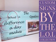 Important Days Rustic Pallet Sign Birthday by TheLOLCollection