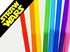 youth group games: straw wars game. shoot q-tips through straw at opposite teams cups. (video in link)