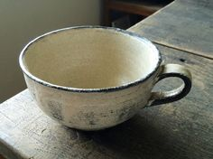 Dust soup cup - instrument and living tool OLIOLI