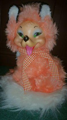#Kitschy Rushton Plush Fox Toy