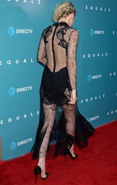 What do you think of Kristen Stewart's #JonathanSimkhai Resort 2017 dress at the @EqualsMovie LA premiere? The Fashion Court (@TheFashionCourt) | Twitter