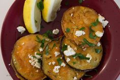 Tapas Tuesday: Eggplant with Honey - Lydia's Flexitarian Kitchen