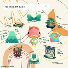 Animal Crossing Wiki, Animal Crossing Villagers, Island Theme, Freckles, Gift Guide, Kids Rugs, Cute, Gifts, Character