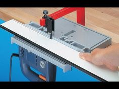 Jigsaw Table+Scroll Saw - Super-Set with all 7 Tools Make Wooden Gears www.neutechnik.com - YouTube