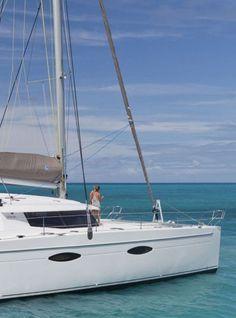 Catamaran AOIBH Sanya 57. http://www.aegean-luxury.com/yachts-for-charter/catamarans/catamaran-aoibh-sanya-57/