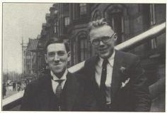 The red Brain (1924 - 25) è il primo racconto scritto da Donald Wandrei, il corrispondente di Lovecraft. Dopo averlo terminato, lo inviò a Lovecraft per il consueto giudizio e correzione