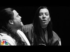 """Jimmy Fallon And Jack Black Recreated The """"More Than Words"""" Music Video And Nailed It"""