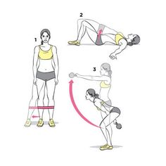 8 moves to help perk up your boobs!-- Hate me and thank me. My boobs were, are big (they used to be wayyyy bigger, like HHH bigger). I had a breast reduction and lost 140 lbs. So yeah, I need an exercise to lift these babies up. LOL.