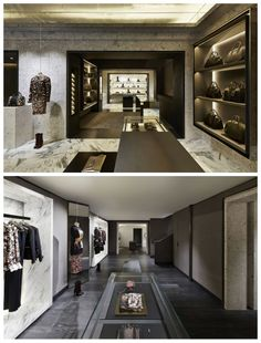 GIVENCHY Store Interior Design @ Avenue Montaigne in Paris, France