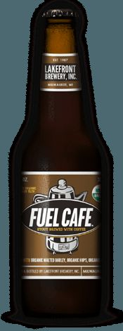Lakefront Brewing Fuel Café coffee stout