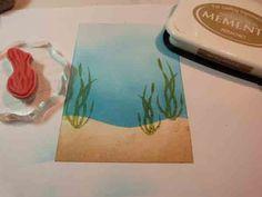 Crafting The Web  masking tutorial ocean floor