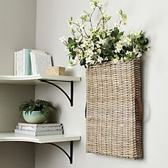Where to buy a Gathering Basket Wall Decoration? Discover stylish new interior wall furnishings from Ballard Designs and find the perfect Gathering Basket Wall Decoration for your perfect home! Room Wall Decor, Nursery Wall Art, Bedroom Wall, Master Bedroom, Interior Walls, Interior Design, Interior Ideas, Interior Shop, Printed Cushions