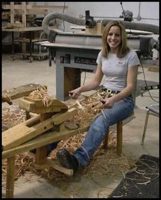 female woodworkers | can vividly remember building Pinewood Derby cars as a Cub Scout ...