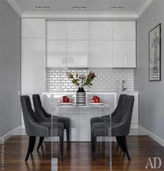 Дизайн маленькой квартиры: фото интерьера | AD Magazine
