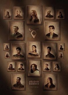 'Shadow World Portrait' Poster by IconicNephilim Teen Wolf, Clary E Jace, Shadowhunters Series, Cassandra Clare Books, Shadowhunters The Mortal Instruments, The Dark Artifices, City Of Bones, The Infernal Devices, Book Tv