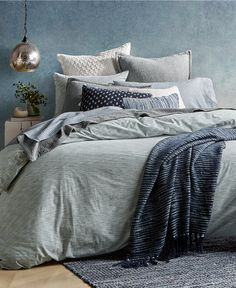 lucky brand santa fe stripe reversible bedding collection created for macyu0027s