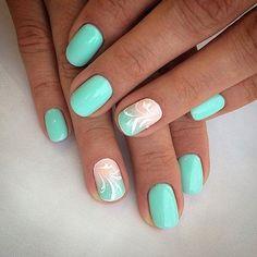 Manicure | Mint