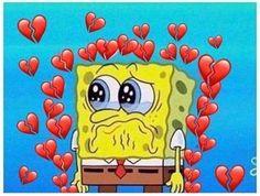 Ideas For Memes Heart Bob Esponja – Memes Simpson Wallpaper Iphone, Sad Wallpaper, Cute Disney Wallpaper, Emoji Wallpaper, Cute Cartoon Wallpapers, Cute Wallpaper Backgrounds, Wallpaper Iphone Cute, Cartoon Pics, Aesthetic Iphone Wallpaper