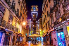 Lisbon city! Country: Portugal (Joe Price)