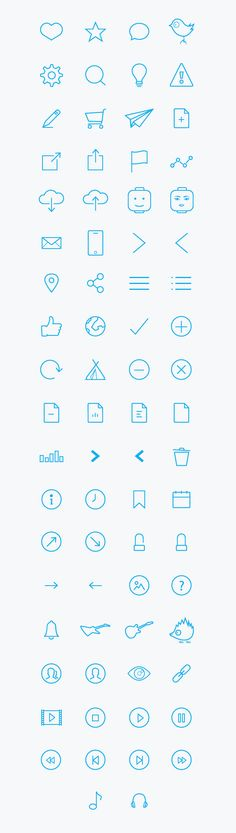 The best and the complete collection of free line icon sets ever.This collection contains more than 250 free line icons sets for your user interface design needs. Web Design, Flat Design Icons, Tool Design, Icones Cv, Zentangle, Application Icon, Ui Design Inspiration, User Interface Design, Branding