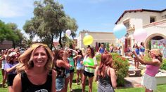 Alpha Phi Recruitment // The University of Arizona // 2014