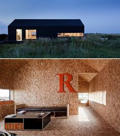 Stealth Barn, by Carl Turner Architects.