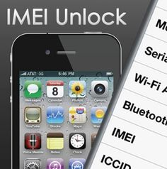 Full History Of IMEI Unlocking iPhone Any Models In case you bought a used iPhone / iPad (or even forget your iCloud password) with iCloud activation loc Android Phone Hacks, Cell Phone Hacks, Iphone Life Hacks, Smartphone Hacks, Free Cell Phone, Iphone Unlock Code, Unlock Iphone Free, Wii, Iphone Secrets