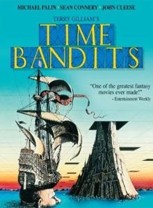 Rent Time Bandits starring John Cleese and Sean Connery on DVD and Blu-ray. Get unlimited DVD Movies & TV Shows delivered to your door with no late fees, ever. Sean Connery, Travel Movies, Time Travel, Love Movie, Movie Tv, Vaughan, Little Dorrit, Michael Palin, Terry Gilliam
