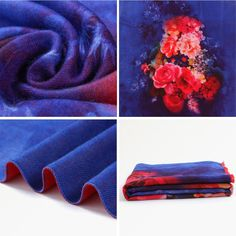 [VIAONS] 2015 Brand Floral Scarf Women Bufandas Warm Cashmere Desigual Winter Scarf Shawls and Scarves VS036-in Scarves from Women's Clothing & Accessories on Aliexpress.com | Alibaba Group