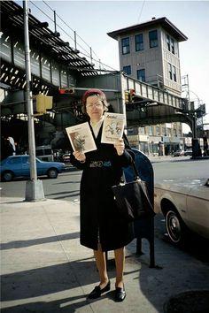 New York City lady