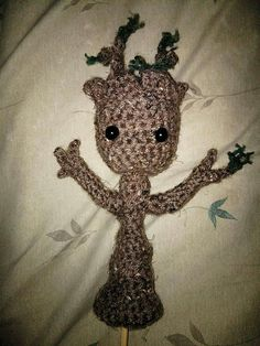 Ravelry: jenniferkm's Baby Groot