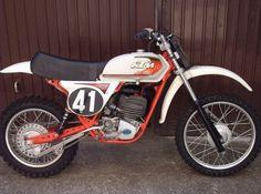KTM MX 125 cc. 1978
