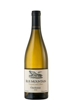 Blue Mountain Vineyard and Cellars Chardonnay 2010, Okanagan Falls, British Columbia