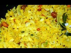 Poha is made from paddy and is a very popular product throughout the country . Poha has an important place in Indian diet and is used extensively in rural . Vegan Indian Recipes, Asian Recipes, Ethnic Recipes, Curry Recipes, Hindu Food, Thandai Recipes, Indian Diet, Indian Foods, Poha Recipe